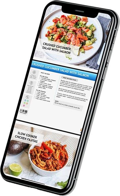 nutrition side phone community